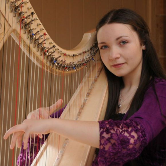 siobhan owen classical singer and harp player australia