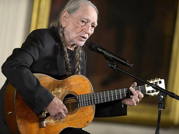 willie nelson starrs in new film produced by Bono