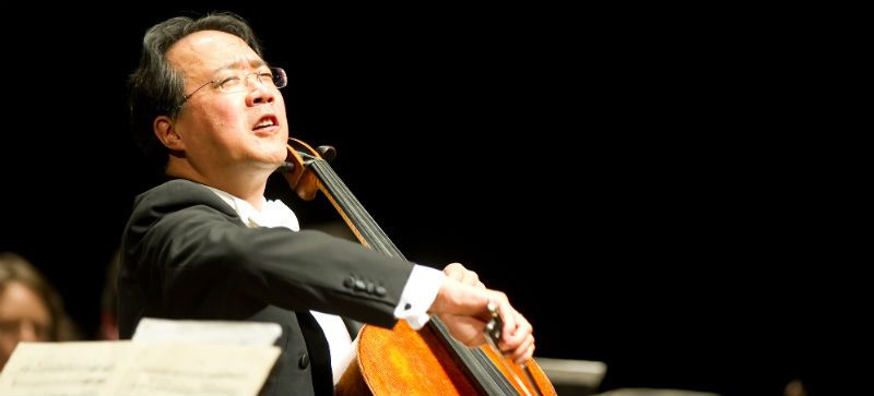 cellist yo-yo ma has perfect pitch