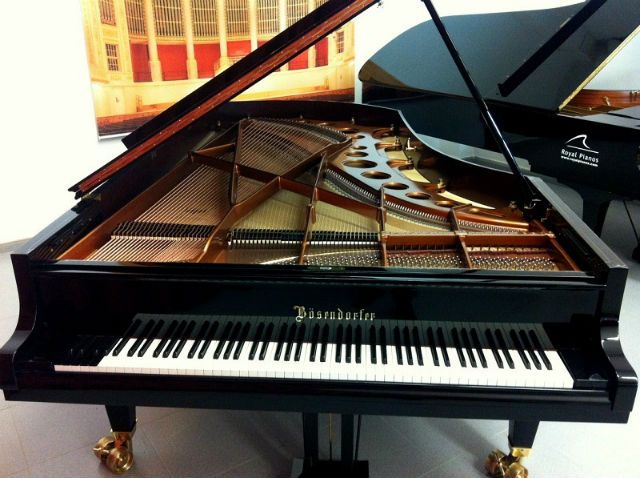 The Bösendorfer Model 290 Imperial - Photo: royalpianos.com
