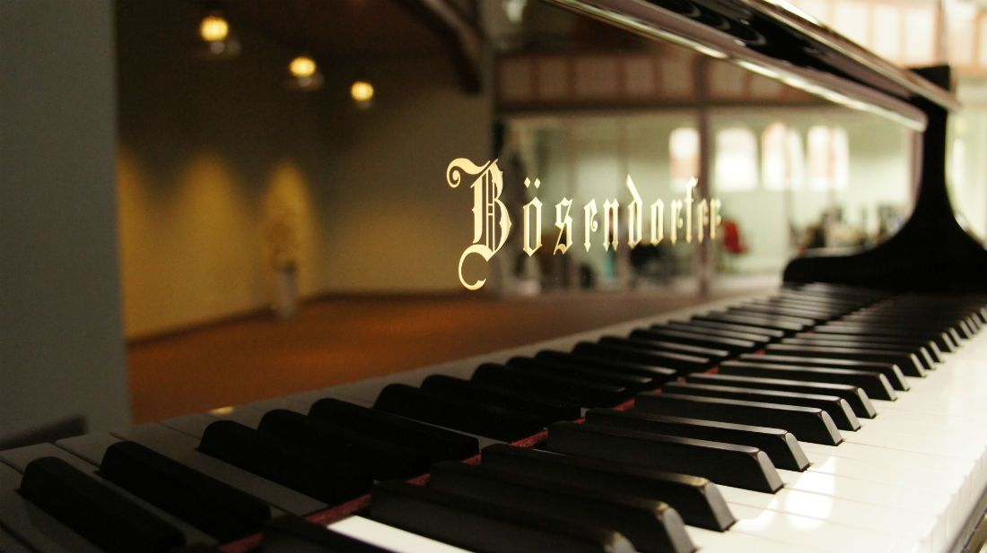 Bösendorfer Model 290 Imperial