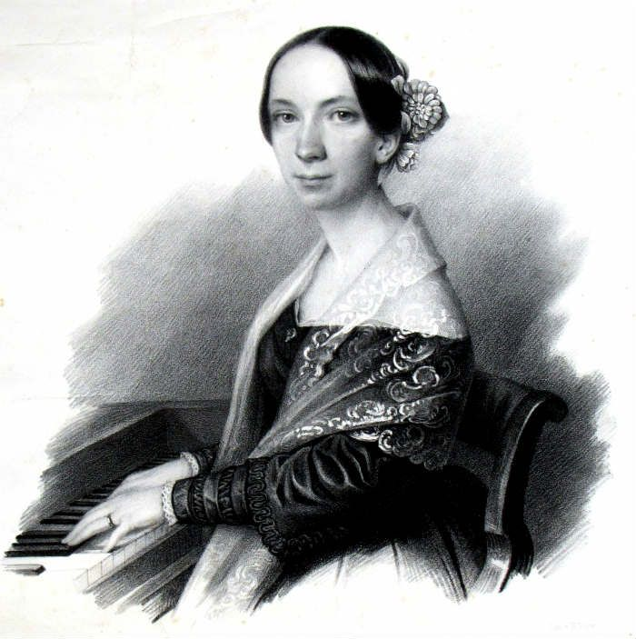 Emilie Luise Friderica Mayer (14 May 1812, Friedland, Mecklenburg-Vorpommern – 10 April 1883, Berlin) was a German composer of Romantic music.