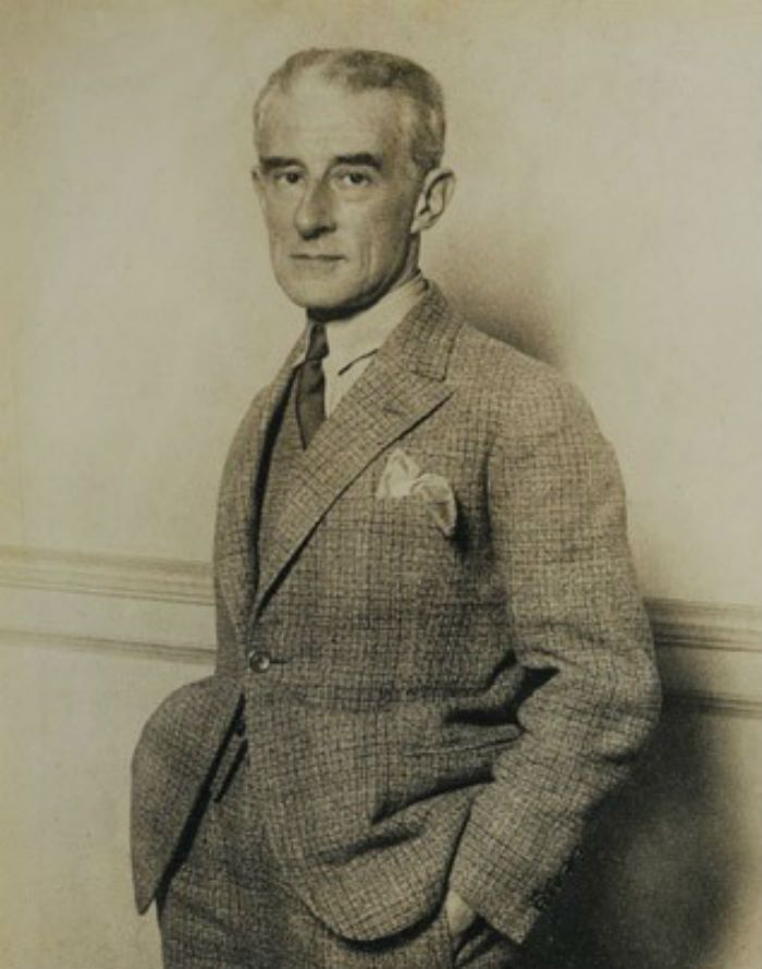 "Ravel dressed very elegantly, like a ""dandy"""