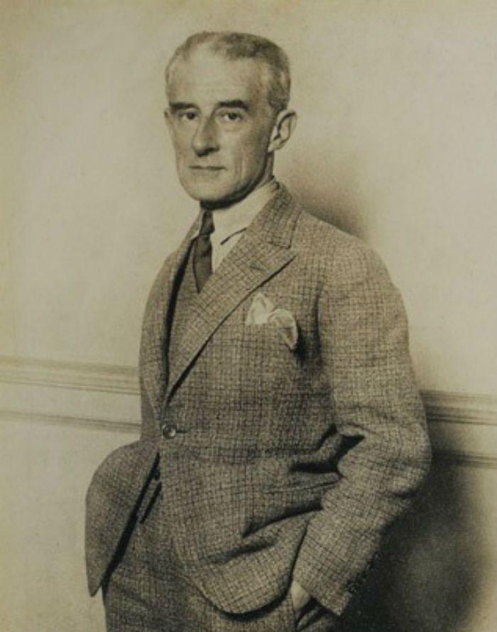"Ravel dressed very elegantly, like a ""dandy"""