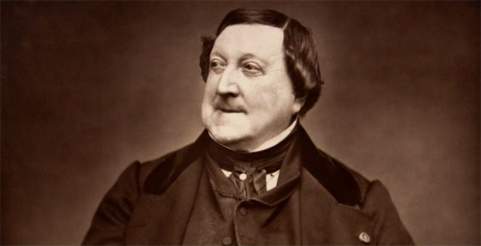 Rossini great italian Composer