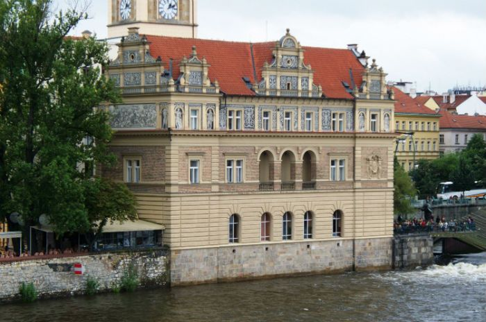 The Bedrich Smetana Museum in Prague. Photo: © High Contrast (Wikimedia Commons) / cc-by.