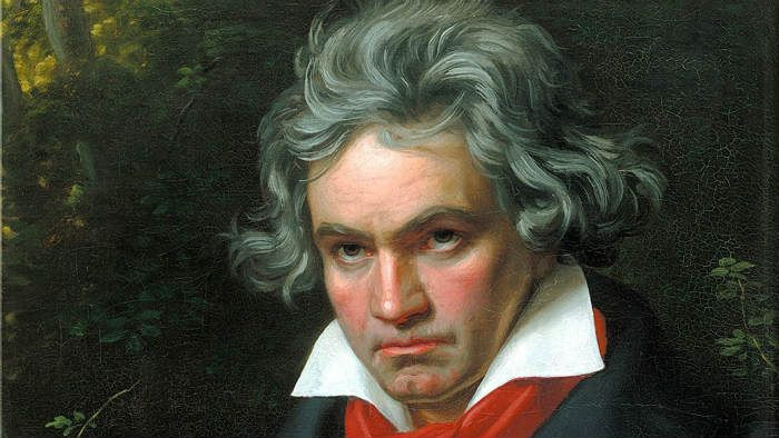 beethoven about rossini