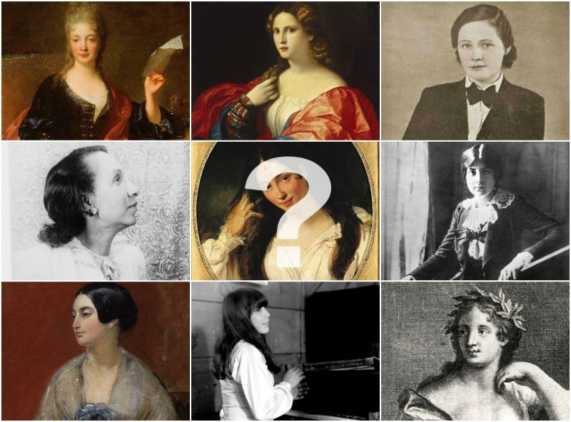 female composers quiz