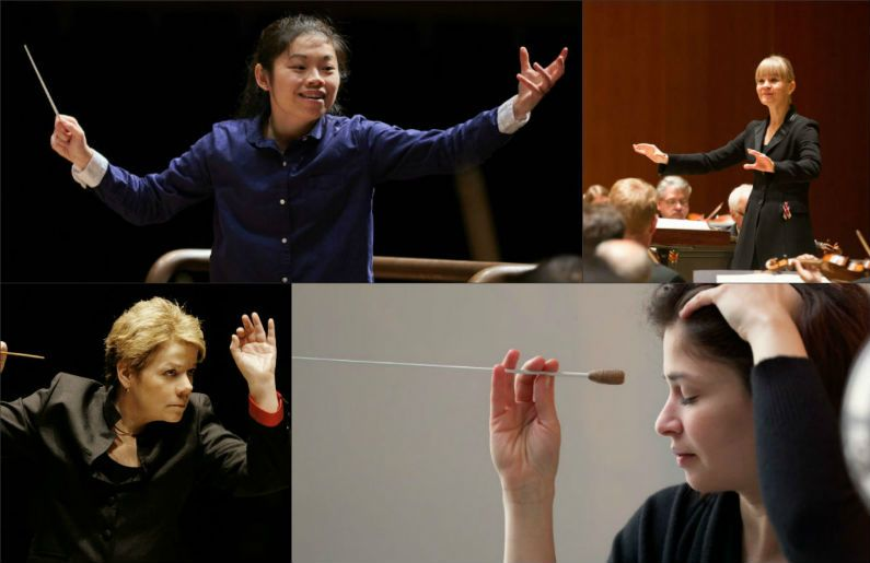 female conductors