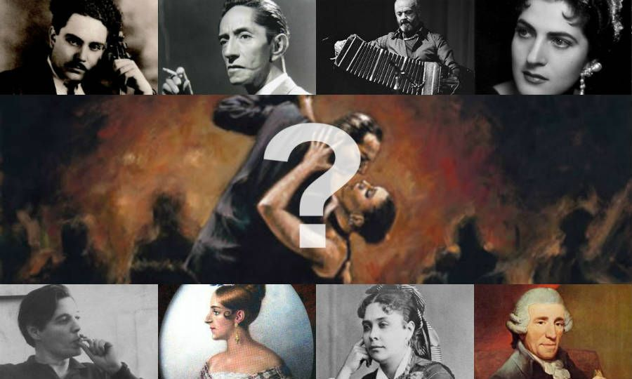 latin american composers quiz