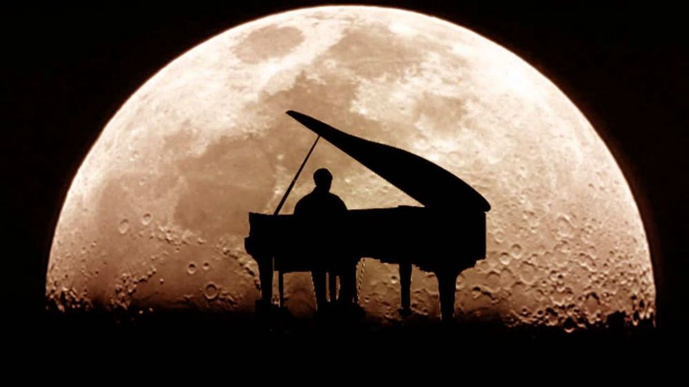 moon inspired classical pieces