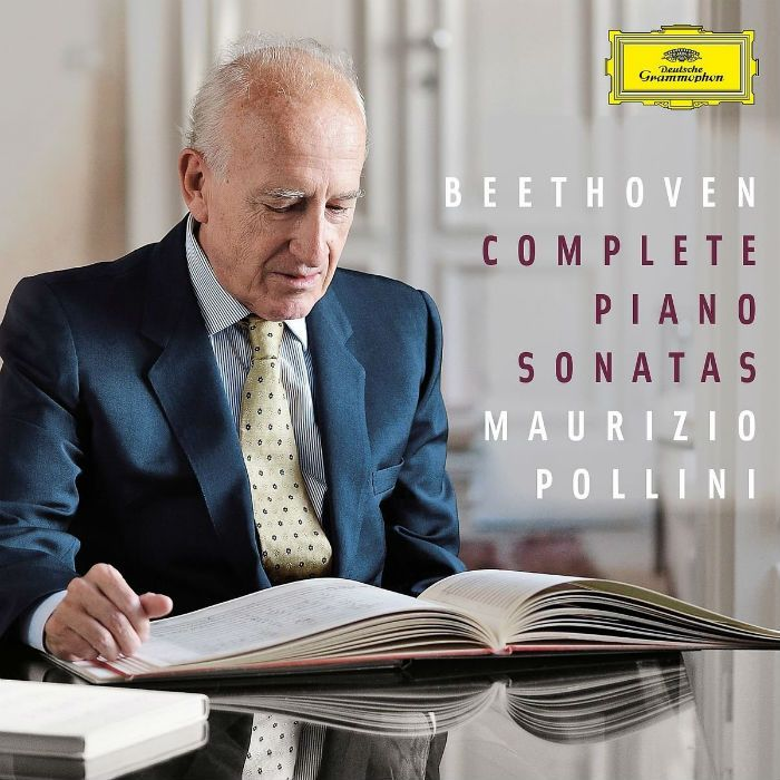 Beethoven: Complete Piano Sonatas – Maurizio Pollini