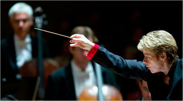 woman musicians symphony contribution