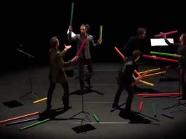 Bach's Prelude n.1 in C Major with Boomwhackers