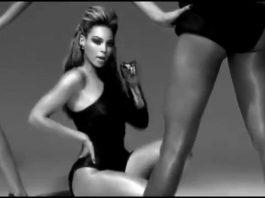 Beyoncé dance the Single Ladies choreography to Shostakovich