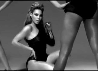 Beyoncé dance the Single Ladies choreography to Shostakovich