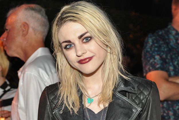Frances Bean Cobain Stefanie Keenan/Getty Images