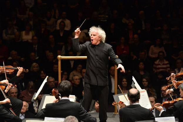 Simon Rattle hopes that his campaign for a new concert hall will help broaden access to classical music.