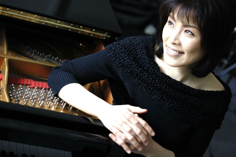 Noriko Ogawa came up with the idea of Jamie's Concerts after staying with a family with an autistic child.
