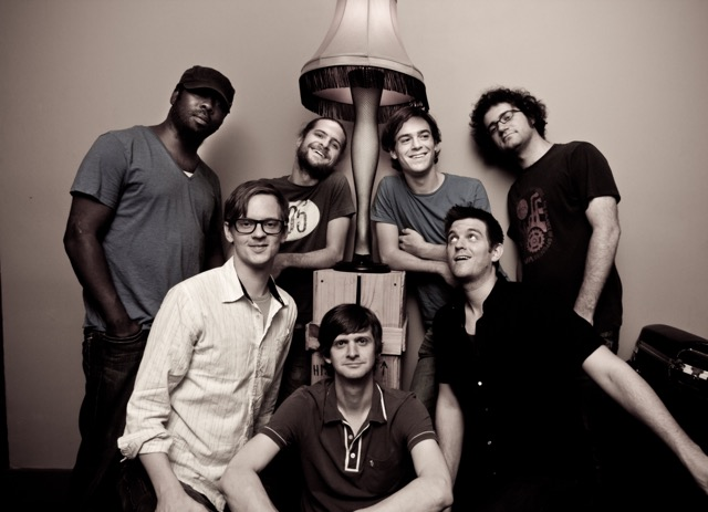 Snarky Puppy is a collective of musicians based in Dallas and Brooklyn, playing everything from jazz to world music.