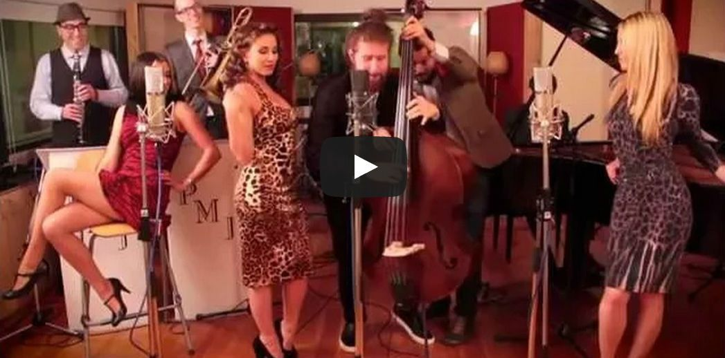 all about that bass cover postmodern jukebox