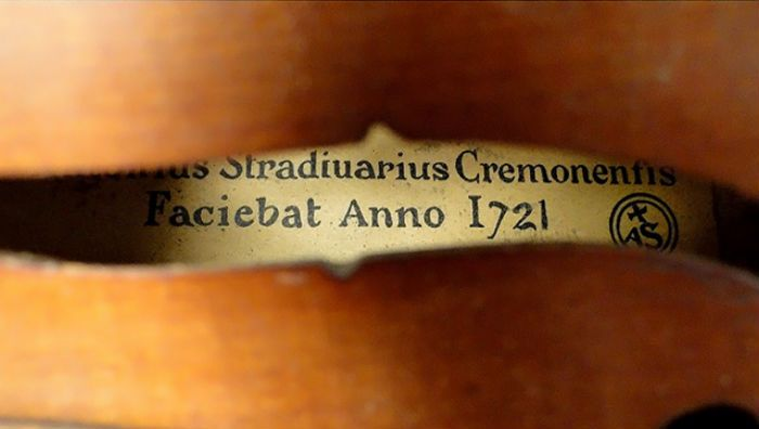 most famous violin labels