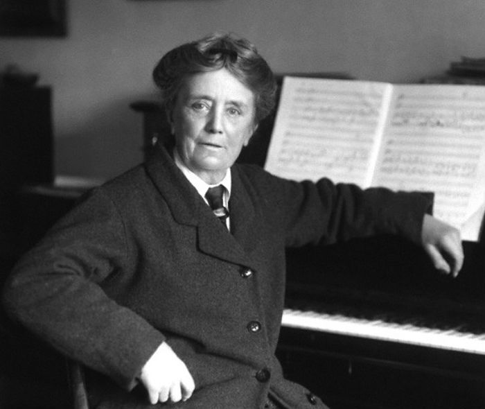 Ethel Smyth composer