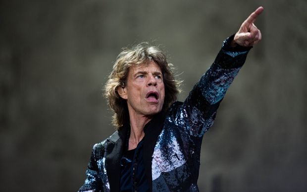 Satisfaction for Stones fans: Mick Jagger discusses the existance of new material (AP Photo/Markus Schreiber)