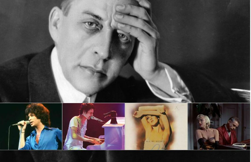 rachmaninoff influenced pop music