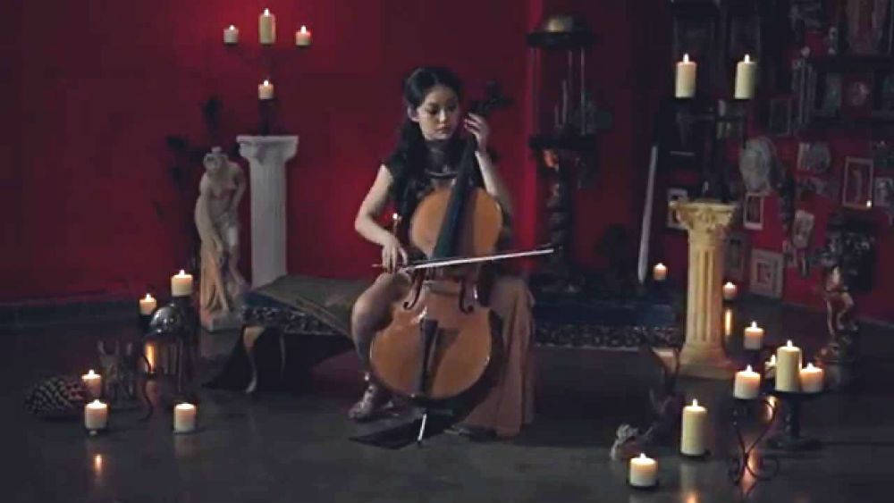tina guo game of thrones cello cover