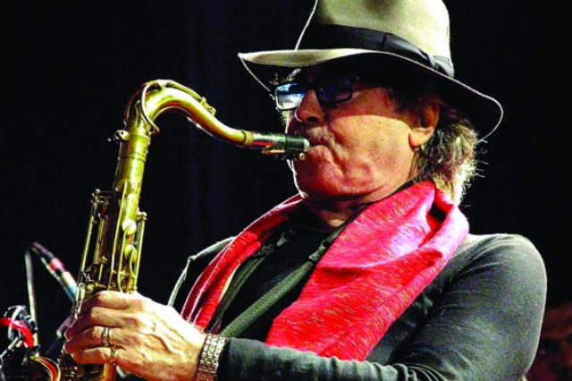 Gato Barbieri - Photo: bluenotejazzfestival.com