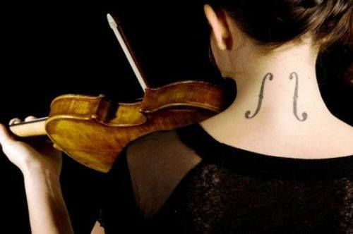 weirdest classical music tattoos