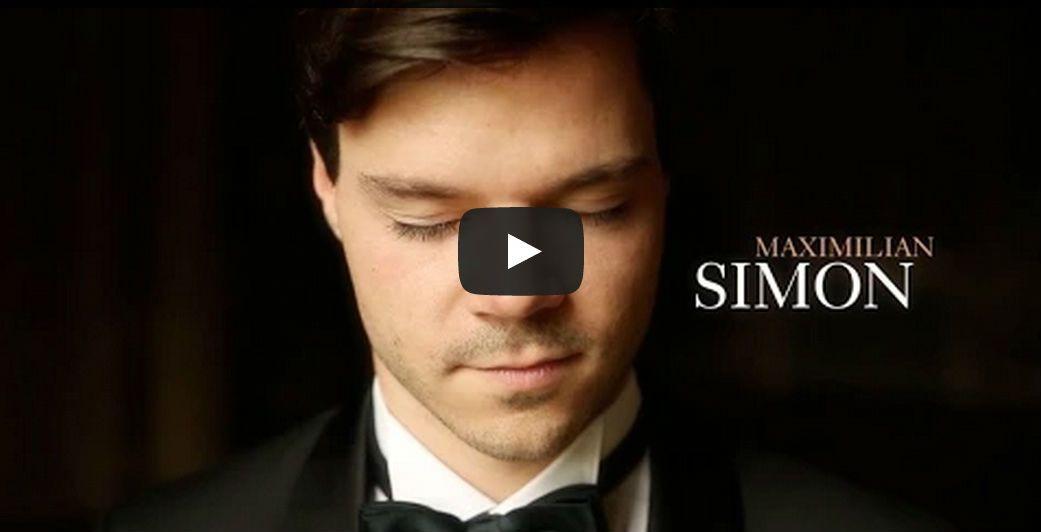 Maximilian Simon violinist