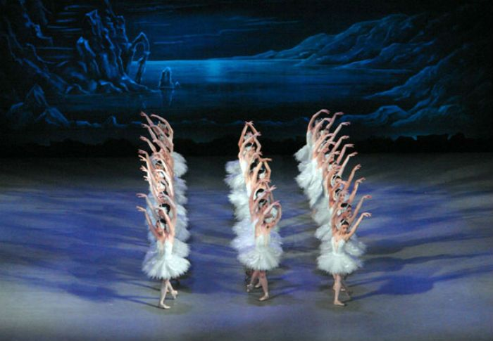 swan lake tchaikovsky curious facts