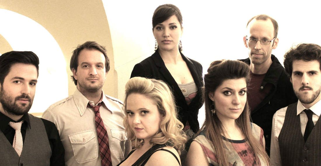 The Swingle Singers are one of the best known and longest-running a cappella groups who have focused on classical music.