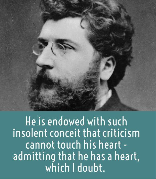 Bizet on Wagner
