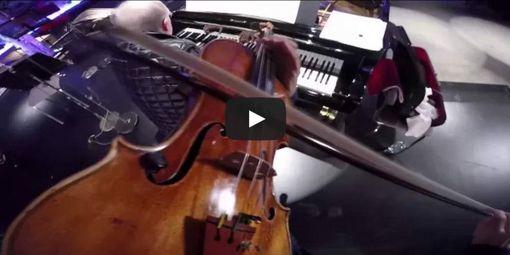 anne sophie mutter gopro camera violin perspective