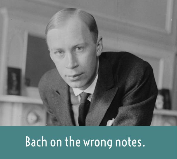 prokofiev on stravinsky