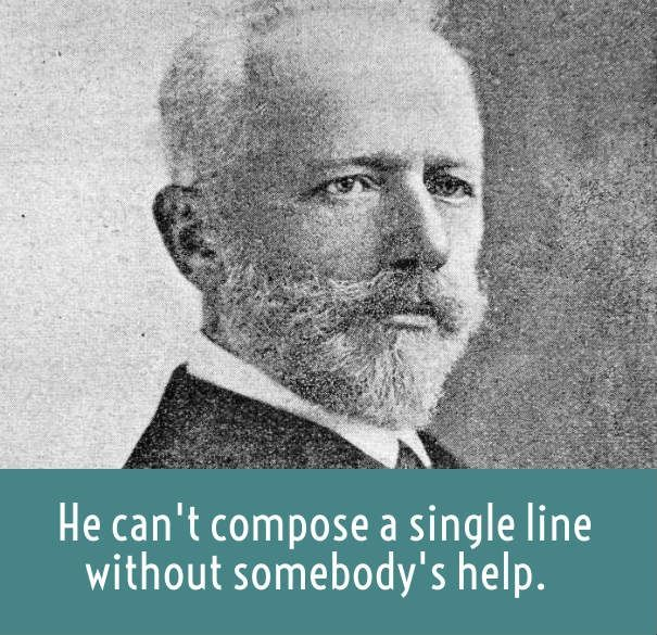 tchaikovsky on borodin