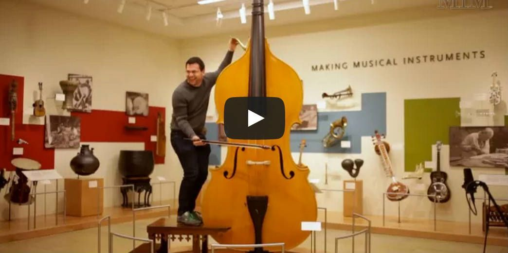 the jaws theme octobass