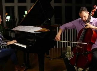 Brooklyn Duo plays the works