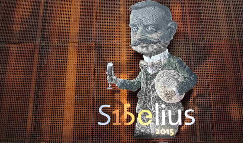 Sibelius is by far Finland's best known composer, but his influence extends far beyond the country's borders. Photo: visithameenlinna.fi