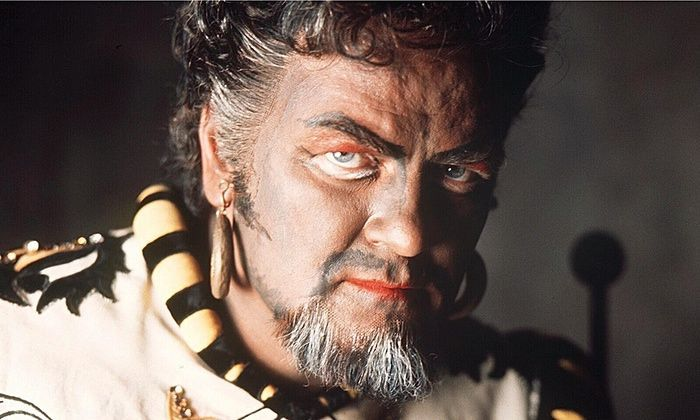 Jon Vickers as Otello. Photograph: Reg Wilson/Rex Shutterstock