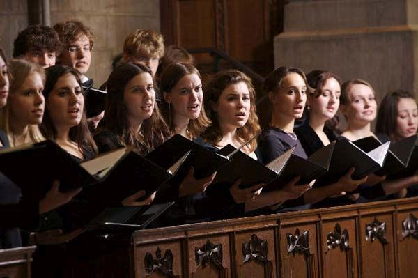 Rockefeller Chapel Choir