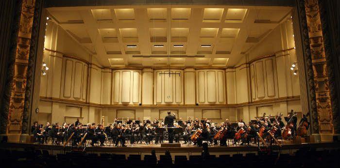 St. Louis Symphony Orchestra Photo: Scott Ferguson