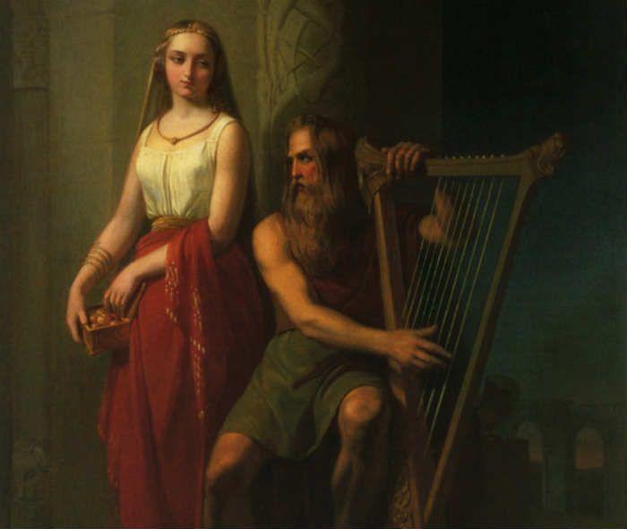 bragi harp