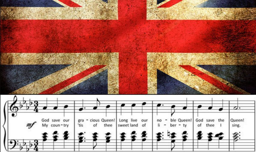 english anthem god save the queen