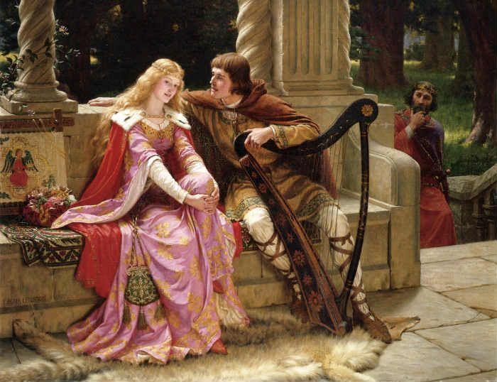 tristan harp