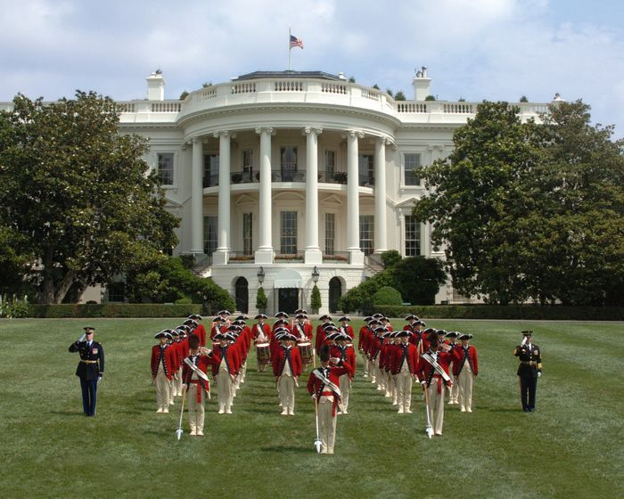 Fife and Drum Corps White House