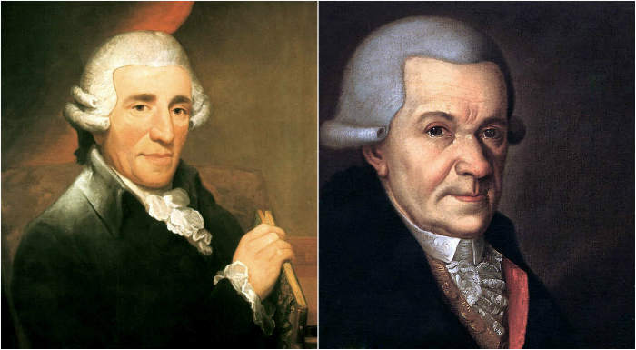 Joseph and Michael Haydn
